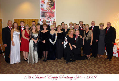 2007 Empty Stocking Gala