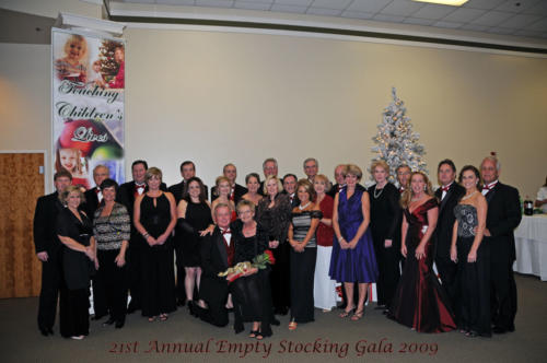 2009 Empty Stocking Gala